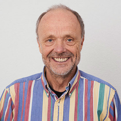 Gruner Ueli Experte Dr. phil. Geologe