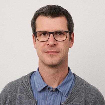 Jakob Jürg Geschäftsleitung Dipl. Geologe