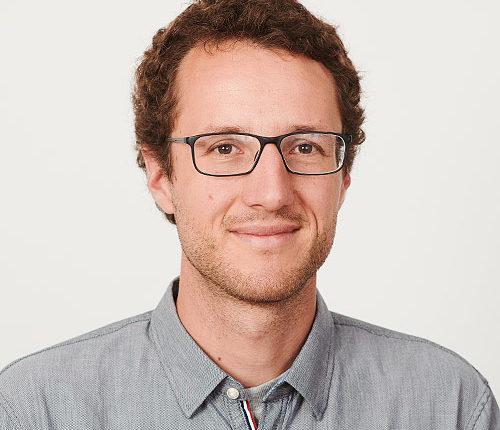 Schmid Marc Olivier BSc Geograf / MSc Geologe