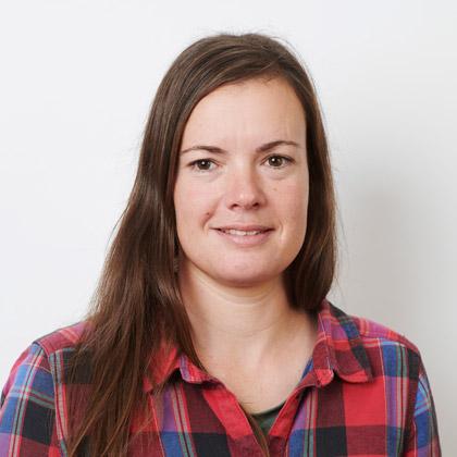 Lea Weyermann Geologin